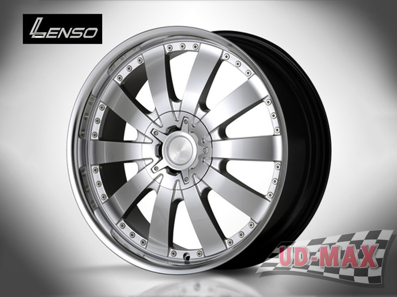 LENSO GRANDE 6_update color FP/Silver /I
