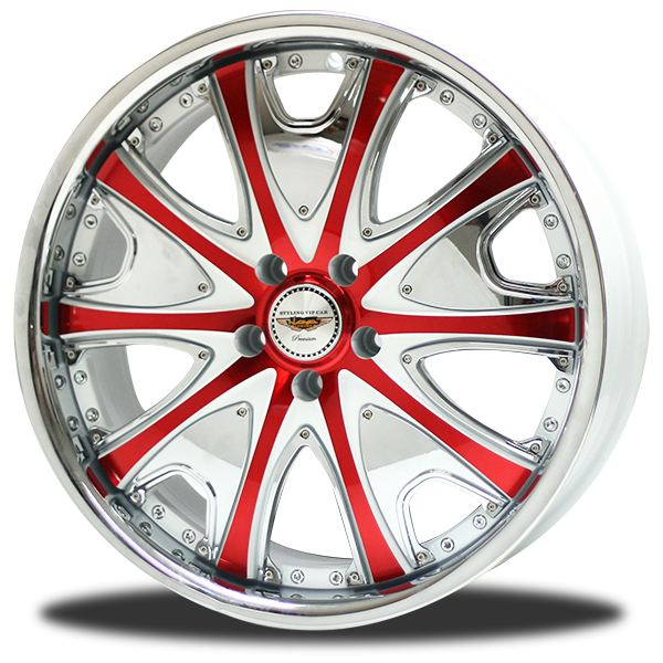 P&P Superwheels Purma color BMC-I, BKF-I, PWF-I