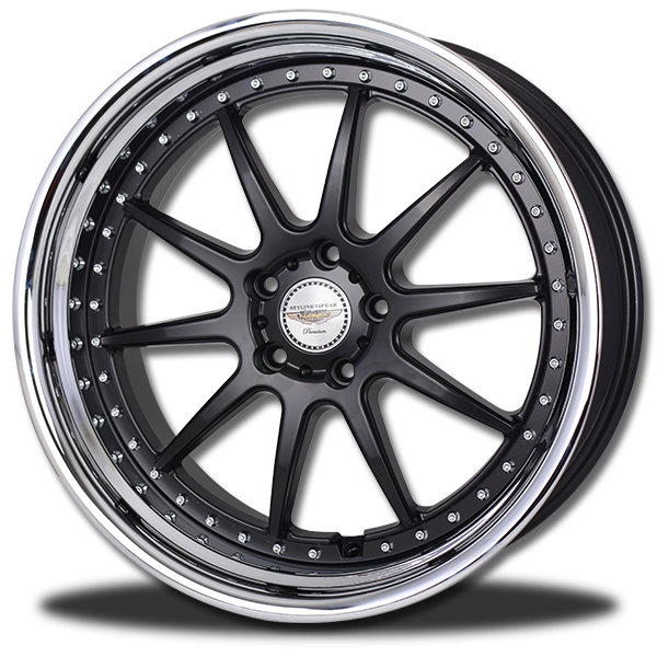 P&P Superwheels Duranz color BMC-I, BKF-I, MSU-I, MBK-I