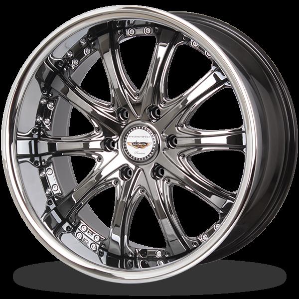P&P Superwheels Purma color BMC-I, BKF-I, PWF-I