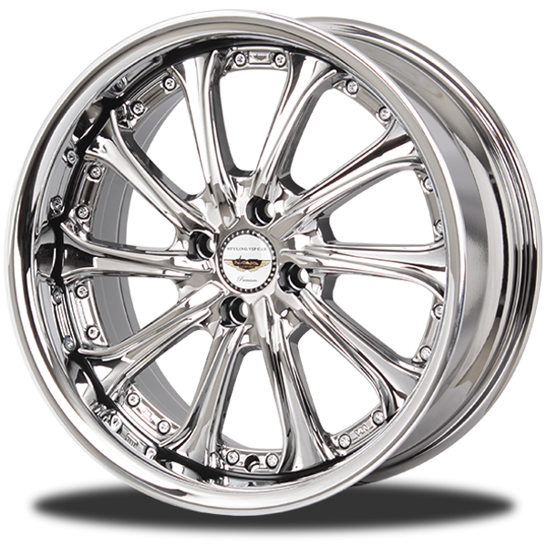 P&P Superwheels Shadow-II color