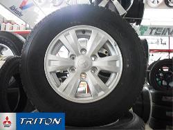 แม็กซ์ติดรถ Triton Plus พร้อมยาง Bridgestone