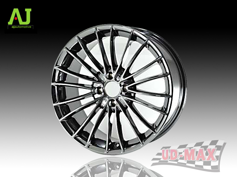 AJ ADE 1277 color BLACK CHROME