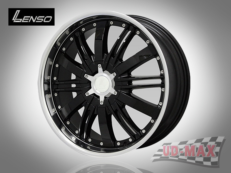 LENSO GRANDE 7_update color Black Matt