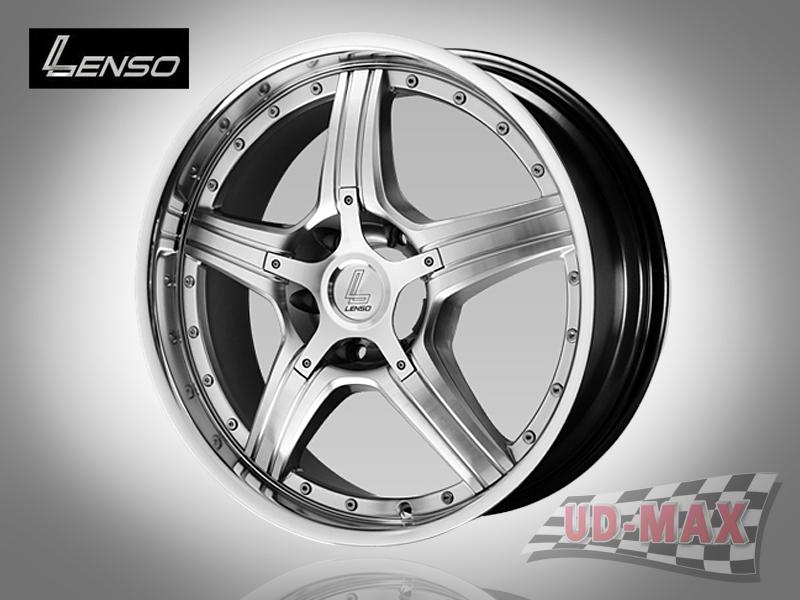LENSO GRANDE 8 color Hyper Silver/I