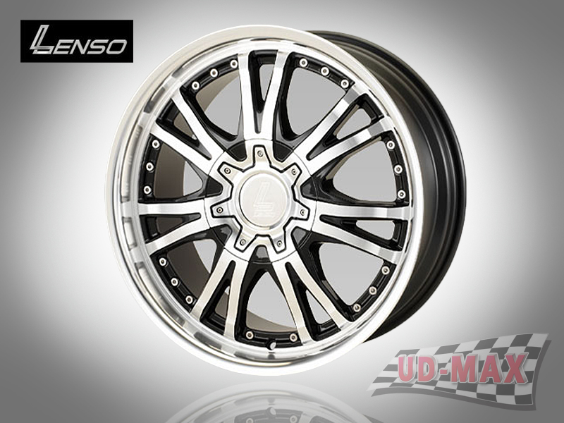 LENSO GRANDE 4 color Black