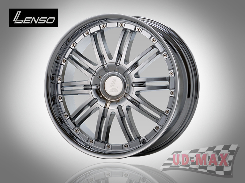 LENSO GRANDE 2 color CHROME