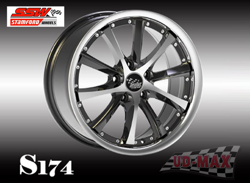 S174_update color FP/Black Chrome