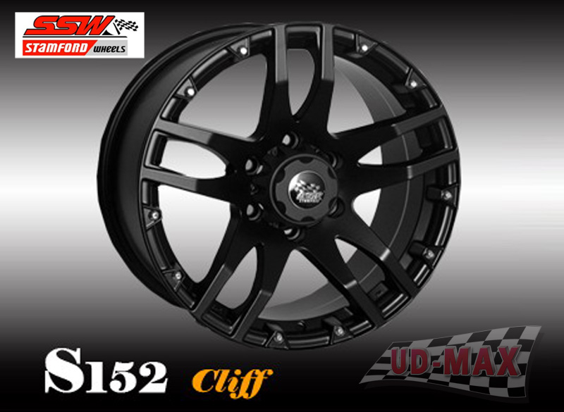 SSW S152_update color Black Matt