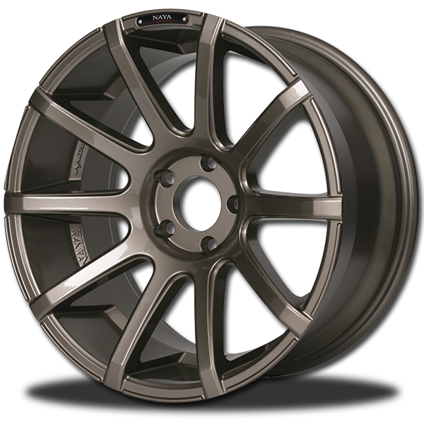 P&P Superwheels Muzzo 18Inch color GM, S4B, B, FGM, AG, BR