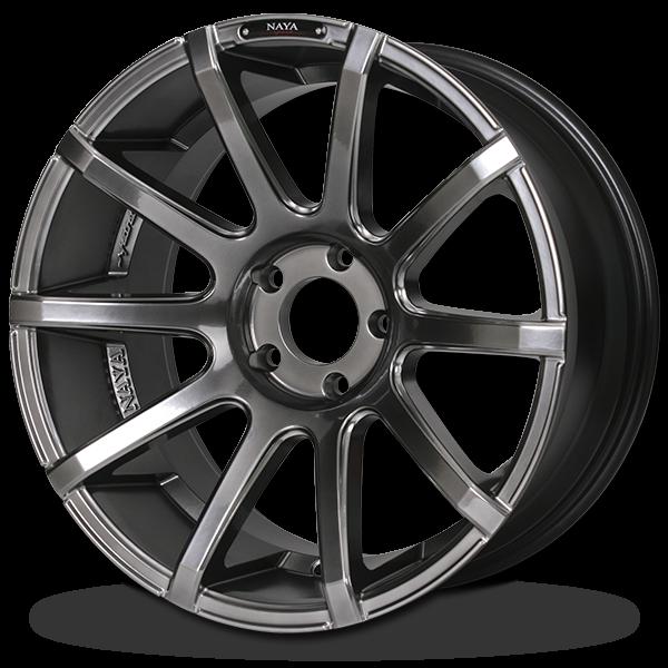 P&P Superwheels Muzzo 18Inch color GM, S4B, B, FGM, AG, BR