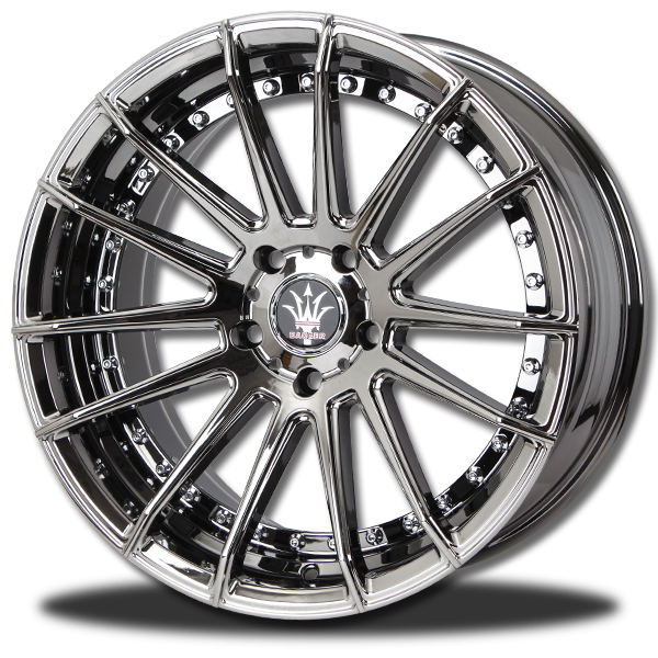 P&P Superwheels Taurus color MSU, MBKU, MBKP, BHCH, GM