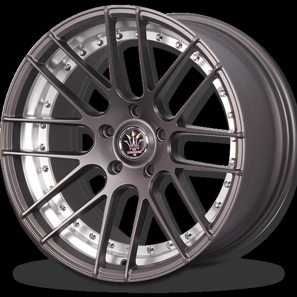 P&P Superwheels Berano color MGMB, MBKU, MBKP, MSU