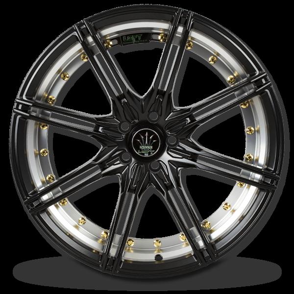P&P Superwheels Rika 18Inch color BHCH, ((N))BLK/M5, ((N))B-P