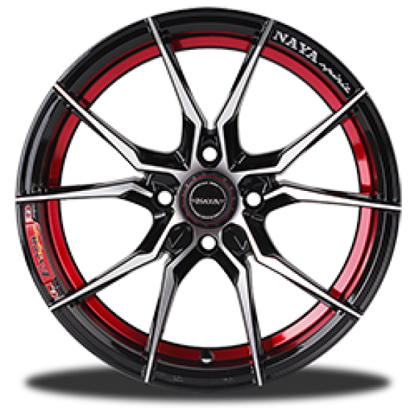 P&P Superwheels Everest-II 15Inch color FB-PLIP-Z, BP-PLIP(R)Z, BP-PLIP(BU)Z
