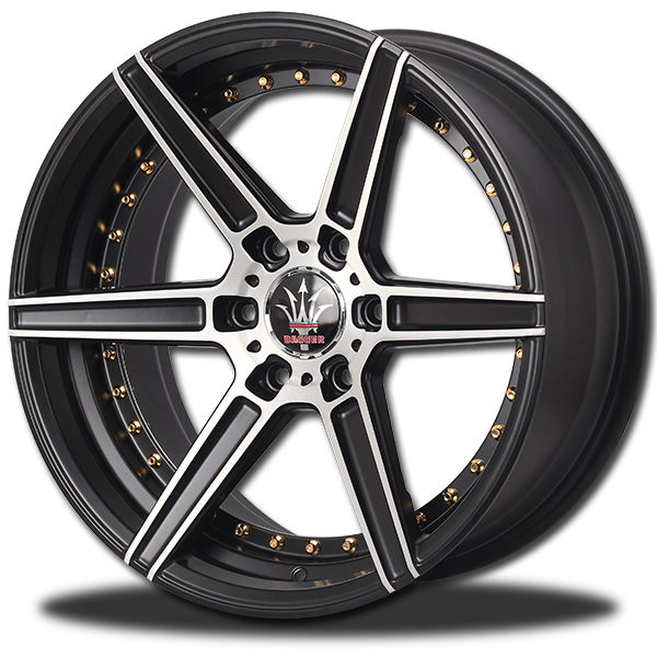 P&P Superwheels Better-T color MBKU
