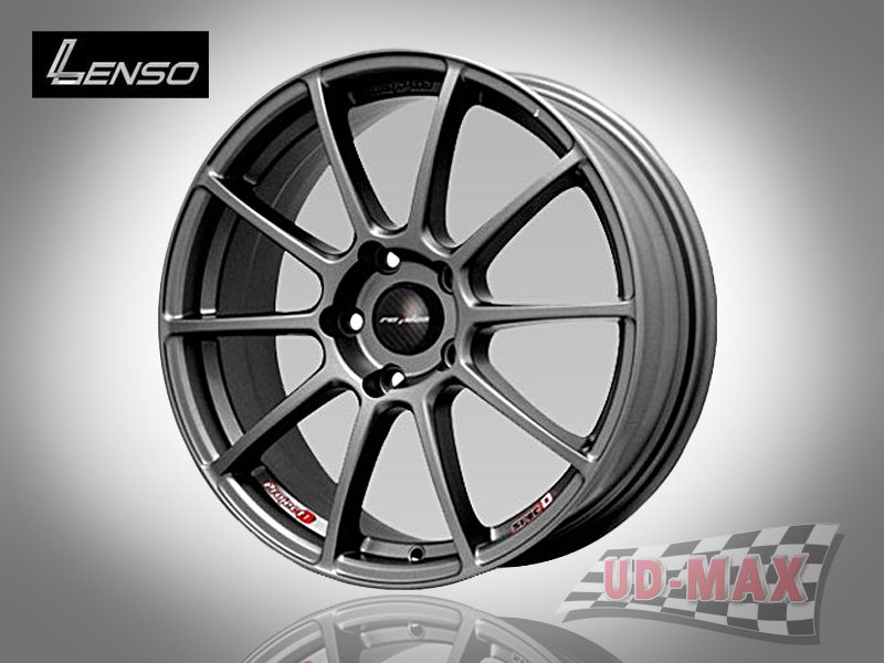 LENSO Project-D spec B color Graphite