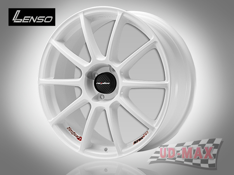 LENSO Project-D spec B color White