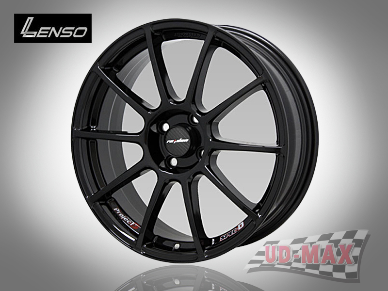 LENSO Project-D spec B color Black