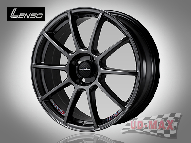 LENSO Project-D spec B color Hyper Black