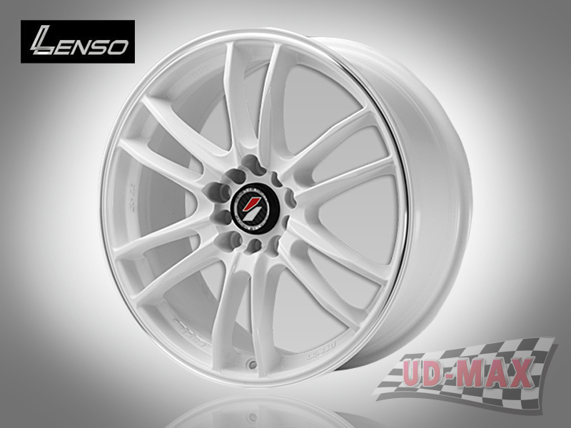 LENSO Project-D8 color White/G