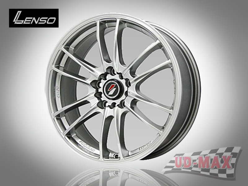 LENSO Project-D8 color Hyper Silver/K