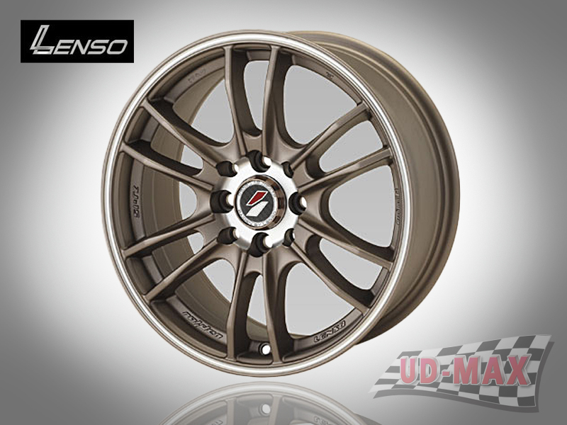 LENSO Project-D8 color Copper Bronze/J