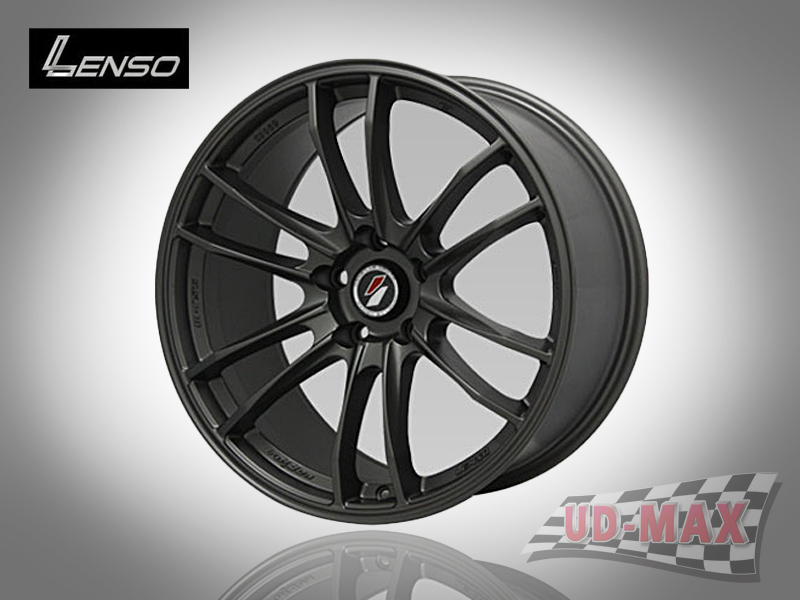 LENSO Project-D8 color Dark Grey