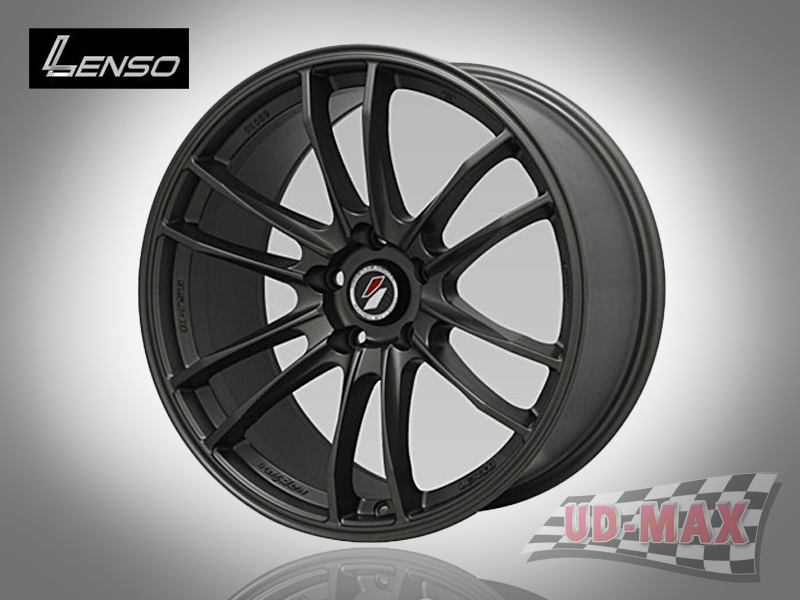LENSO Project-D8 color Matt Black