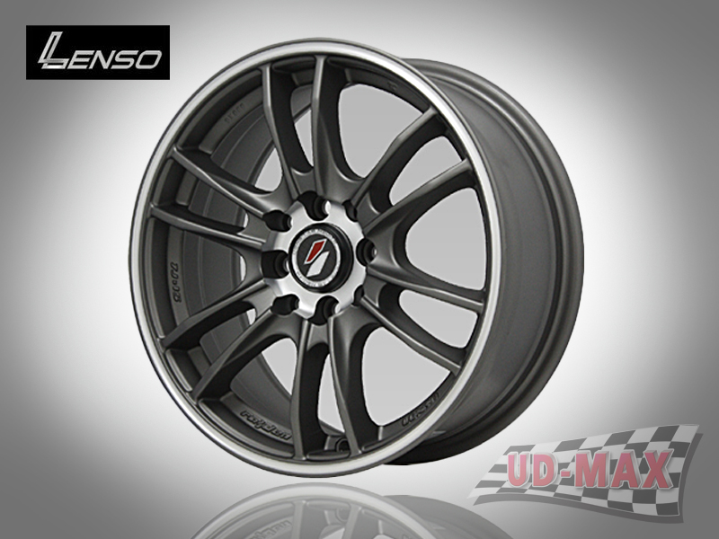 LENSO Project-D8 color Hyper Black/F