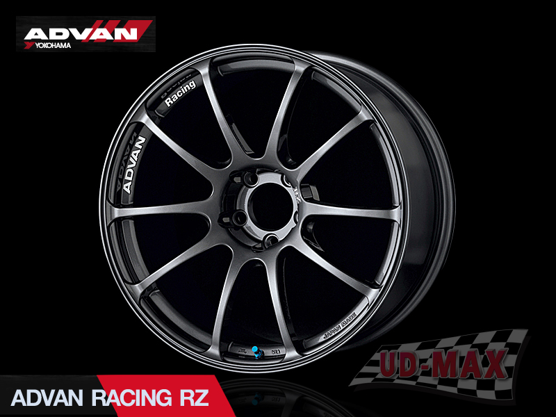 ADVAN RZ color DARK GUN METALLIC