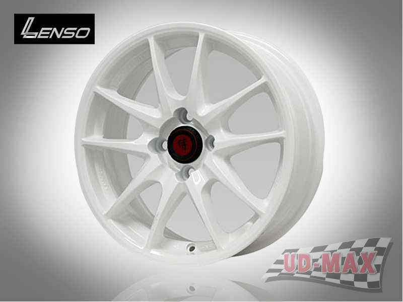 LENSO SAMURAI SC01 color White