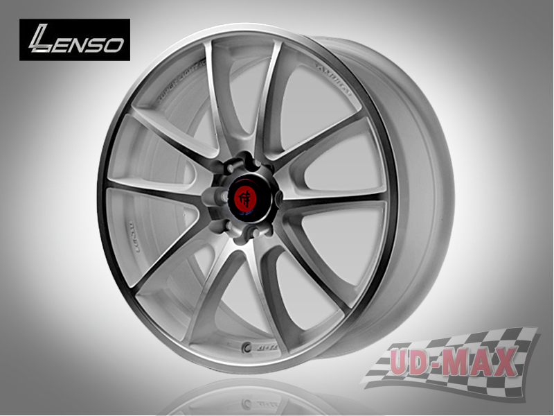 LENSO SAMURAI SC01 color White/SF