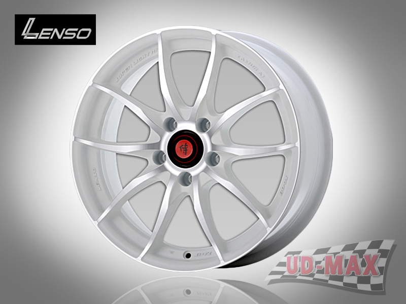 LENSO SAMURAI SC08 color White/SF
