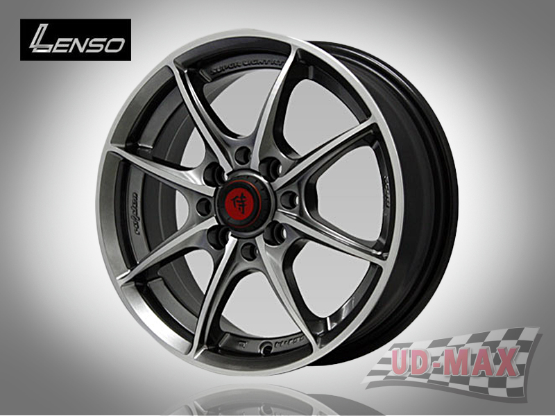 LENSO SAMURAI SC05 color Hyper Black/F