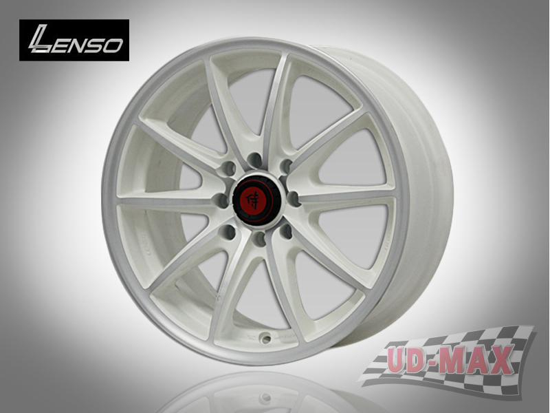 LENSO SAMURAI SC05 color White/SF