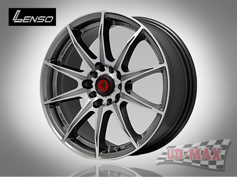 LENSO SAMURAI SC07 color Hyper Black/F