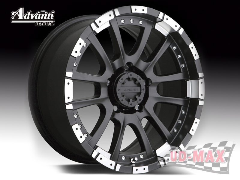 ADVANTI RC_Roccia  color Matte Black