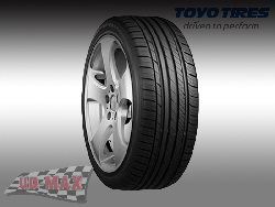 ยาง TOYO TIRES TRANPATH LU