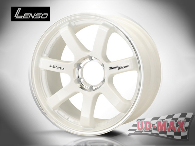 LENSO RT7_update color White/M
