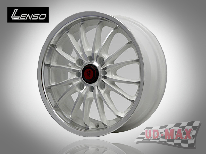 LENSO SAMURAI SC09_update color White/I