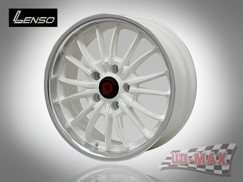 LENSO SAMURAI SC09_update color White/M