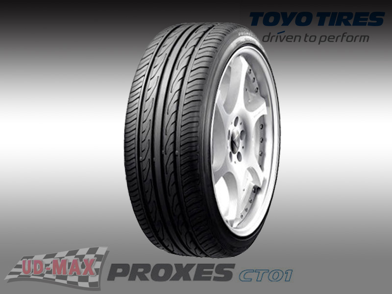 TOYO TIRES PROXES CT01  คลิกรูปใหญ่