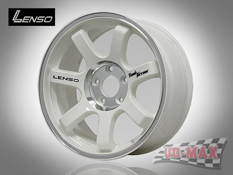 LENSO RT7_update color White/K