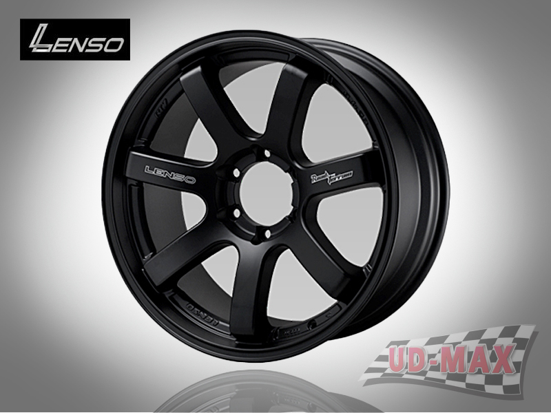 LENSO RT7_update color Matt Black