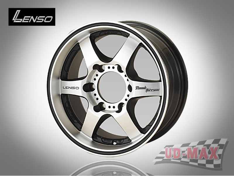 LENSO RT-X_update color Black