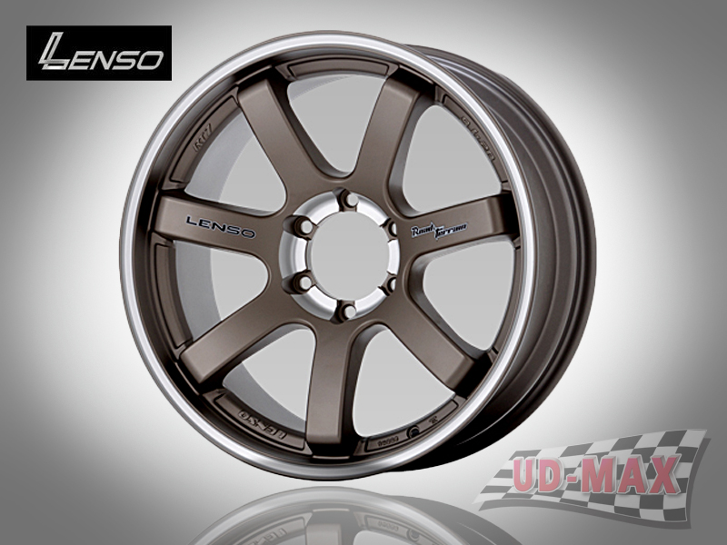 LENSO RT7_update color Copper Bronze/J
