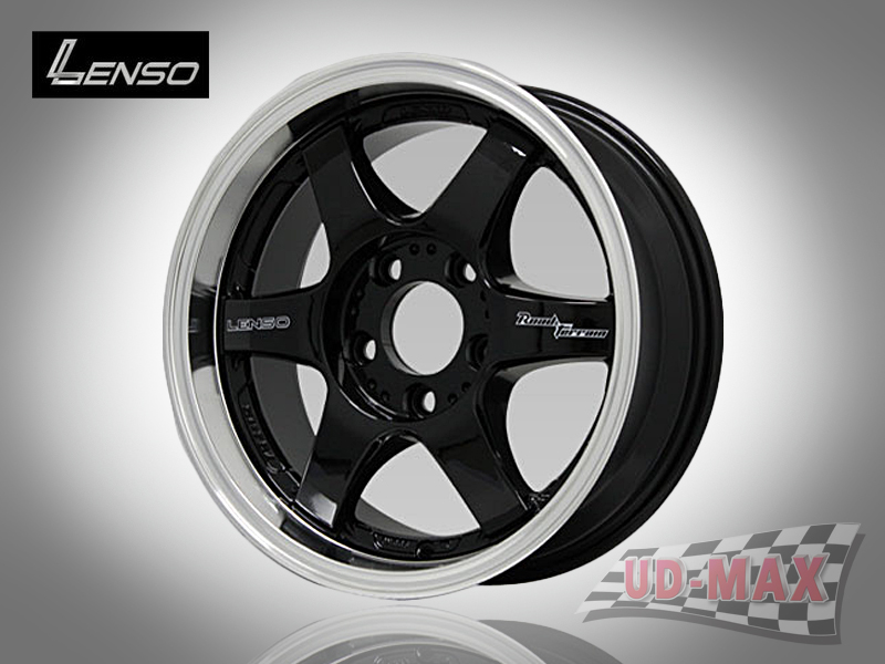 LENSO RT-X_update color Black/M