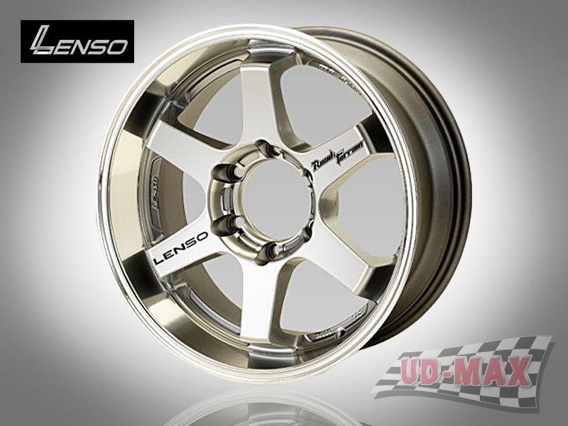 LENSO RT8 color Hyper Silver/K