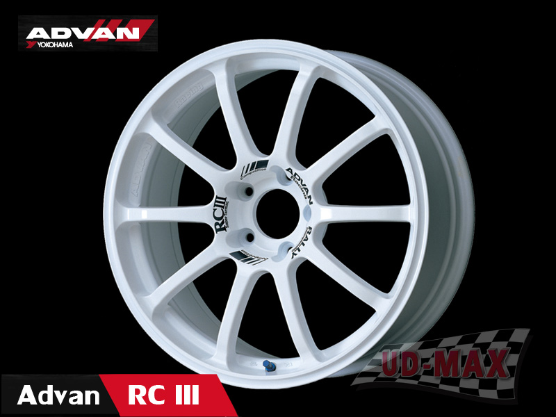 RC-III color WHITE